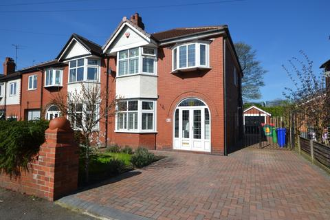 3 bedroom semi-detached house for sale - Parrs Wood Road, East Didsbury