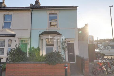 2 bedroom end of terrace house for sale - St Werburgh's, BS2