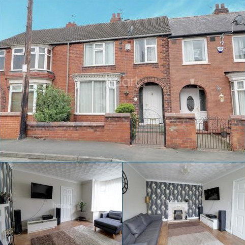 3 bedroom terraced house for sale - Wrightson Avenue, Warmsworth, Doncaster