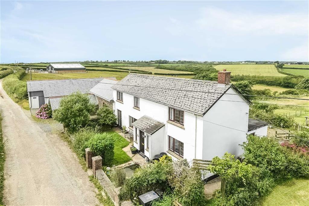 7 Bedrooms Detached House for sale in Bradworthy, Holsworthy, Devon, EX22