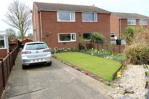 2 bedroom semi-detached house for sale - Evison Way, North Somercotes, Louth, LN11 7PE