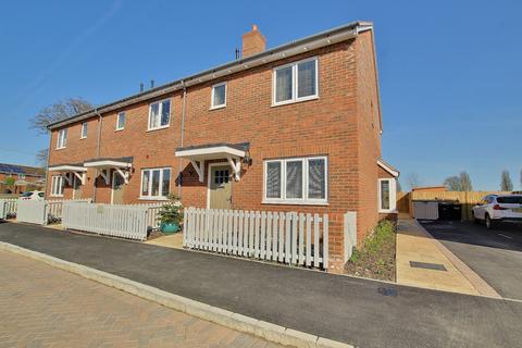 3 bedroom end of terrace house for sale - NURSLING