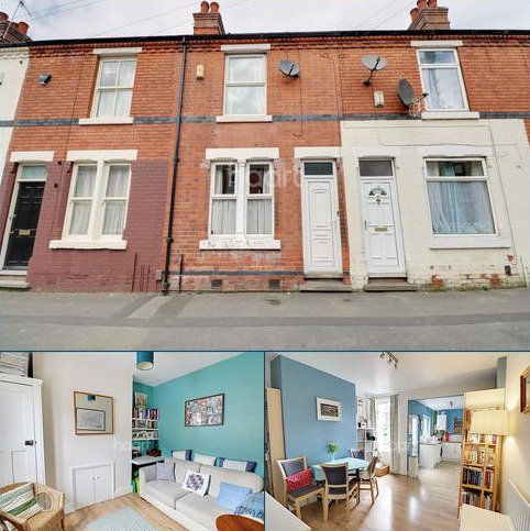 3 bedroom terraced house for sale - Glentworth Road, Radford