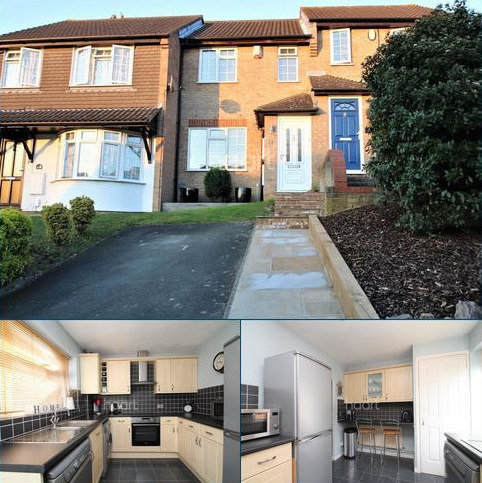 2 bedroom terraced house for sale - Christie Close, Walderslade