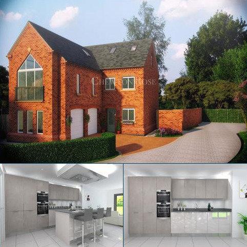 4 bedroom detached house for sale - Bespoke 4 bedroom detatched home