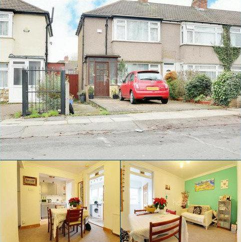 2 bedroom end of terrace house for sale - Winnington Road, Enfield, EN3