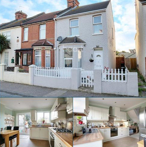 2 bedroom end of terrace house for sale - Clacton-on-sea
