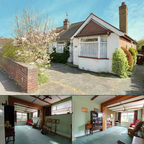 2 bedroom bungalow for sale - Lilac Gardens, Romford