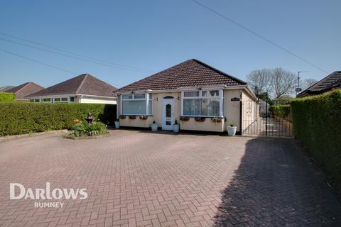 5 bedroom bungalow for sale - St Mellons Road, Cardiff