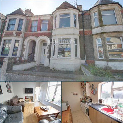 4 bedroom terraced house for sale - Cowbridge Road East, Canton