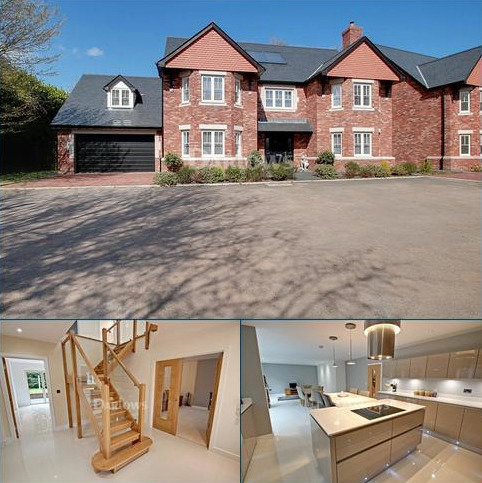 6 bedroom detached house for sale - Ty Conwy House, Lime Grange, Druidstone