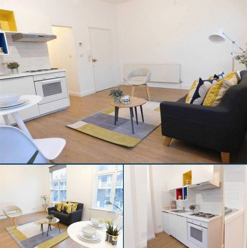 2 bedroom flat to rent -  Hornsey Road, London N19