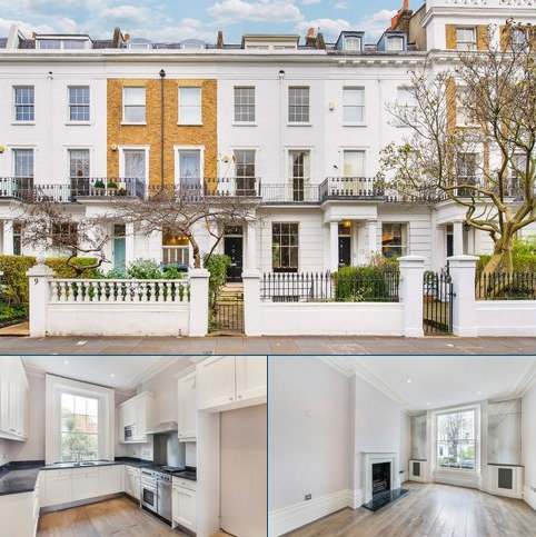6 bedroom house to rent - Drayton Gardens, London