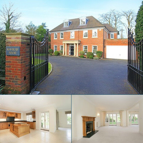 6 bedroom detached house to rent - Maltmans Lane, Gerrards Cross