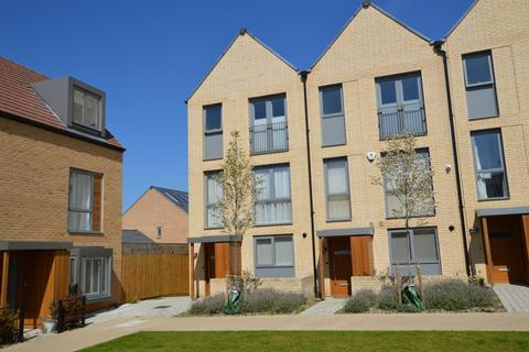 4 bedroom end of terrace house for sale - CHARGER ROAD, TRUMPINGTON, CAMBRIDGE CB2