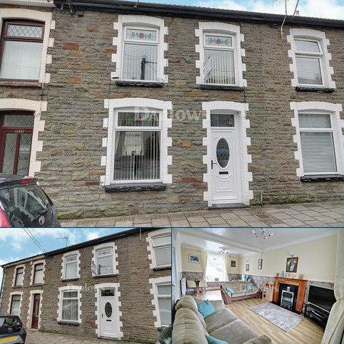 2 bedroom terraced house for sale - Rhys Street, Trealaw