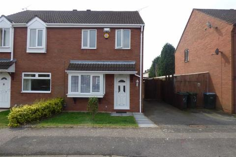 2 bedroom semi-detached house to rent - Sundew Street, New Meadows, Coventry