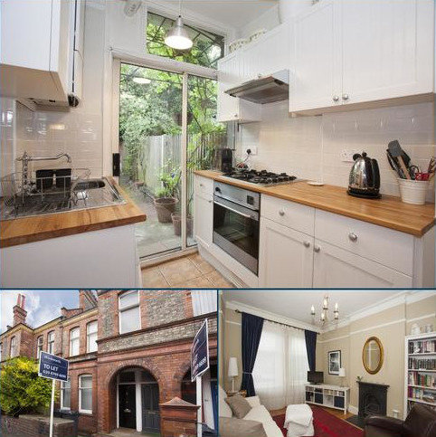 1 bedroom maisonette to rent - Hailsham Avenue, Streatham, London, SW2