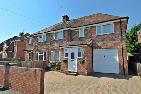 4 bedroom semi-detached house for sale - Hinton Crescent, Hinton, Hereford