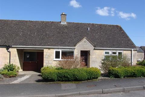 2 bedroom terraced bungalow for sale - Glebe Close, Stow-on-the-Wold, Gloucestershire