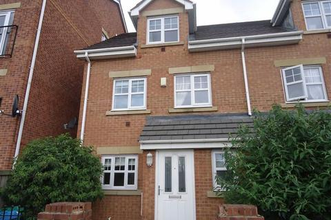 3 bedroom townhouse for sale - Waterloo Road, Cheetwood, Cheetham Hill