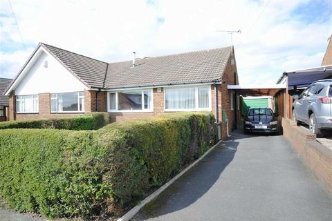 2 bedroom semi-detached bungalow for sale - Ascot Road, Kippax, Leeds, LS25