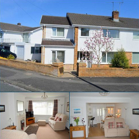 4 bedroom semi-detached house for sale - Bishwell Road, Gowerton, Swansea
