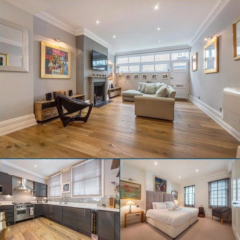2 bedroom mews for sale - Chester Square Mews, London, SW1W