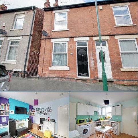 2 bedroom end of terrace house for sale - Loughborough Avenue, Sneinton