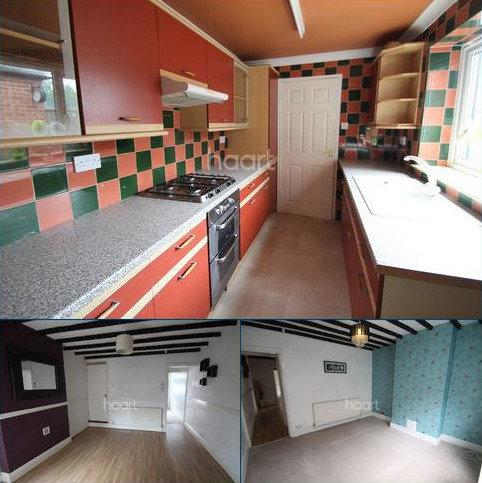 2 bedroom terraced house for sale - Carlingford Road, Hucknall