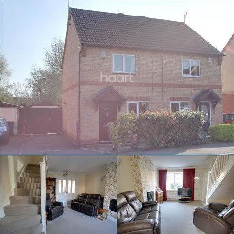 2 bedroom semi-detached house for sale - Leen Valley Way, Hucknall