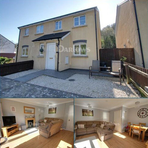 3 bedroom semi-detached house for sale - Llwyn Melin, Clydach, Monmouthshire