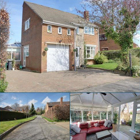 3 bedroom detached house for sale - Beeches Road, Wales