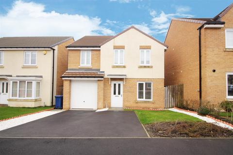 4 bedroom detached house for sale - Ministry Close, Off Benton Park Road, Newcastle Upon Tyne