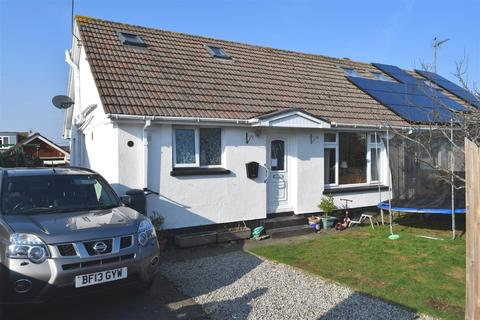 3 bedroom semi-detached bungalow for sale - Ballards Crescent, West Yelland, Barnstaple