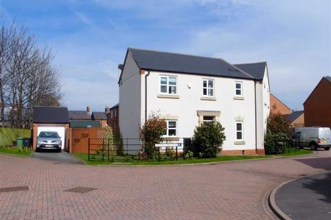 3 bedroom semi-detached house for sale - Dickins Meadow, Wem, Shrewsbury
