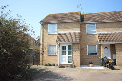 2 bedroom end of terrace house for sale - Ferndale Close, CLACTON ON SEA