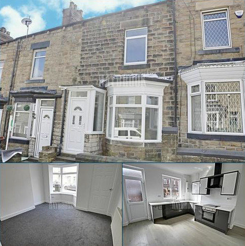 3 bedroom terraced house for sale - Victoria Street, Stairfoot