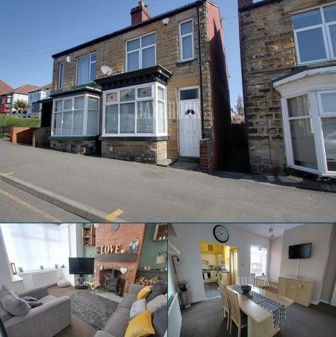 2 bedroom semi-detached house for sale - Mansfield Road, Intake, S12
