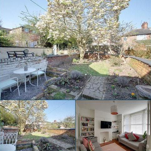 2 bedroom end of terrace house for sale - Ashfield Road, Sneinton