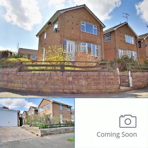 3 bedroom detached house for sale - Woodbury Close, Wincobank