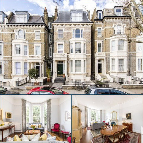 2 bedroom flat for sale - Warrington Crescent, London, W9
