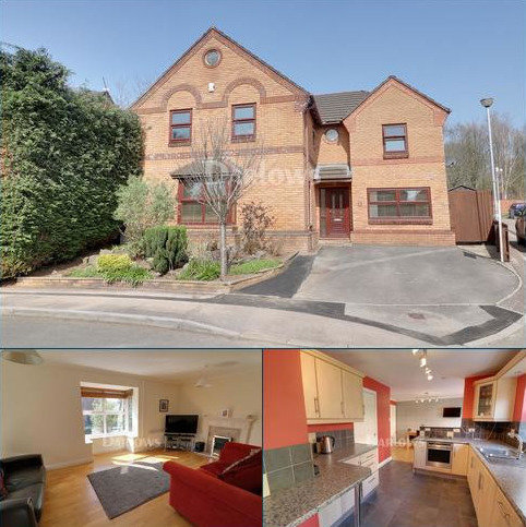 5 bedroom detached house for sale - Clos Y Blaidd, Thornhill, Cardiff, CF14