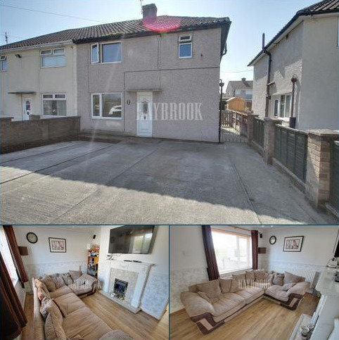 3 bedroom semi-detached house for sale - Ulrica Drive, Thurcroft