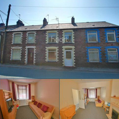 2 bedroom terraced house for sale - Cefn Road, Rogerstone, Newport, NP10