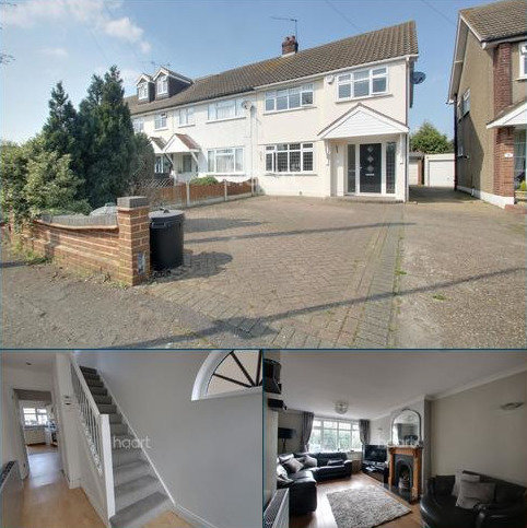 3 bedroom semi-detached house for sale - Lincoln Close, Hornchurch