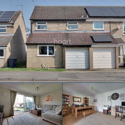 3 bedroom semi-detached house for sale - Mortlock Gardens, Great Abington, Cambirdgeshire