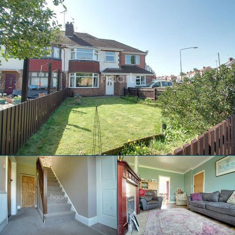 5 bedroom semi-detached house for sale - St Albans Road, Derby