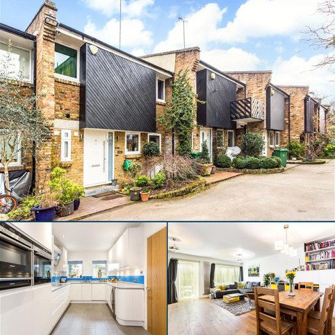 4 bedroom terraced house for sale - Parkhill Walk, Belsize Park, London, NW3