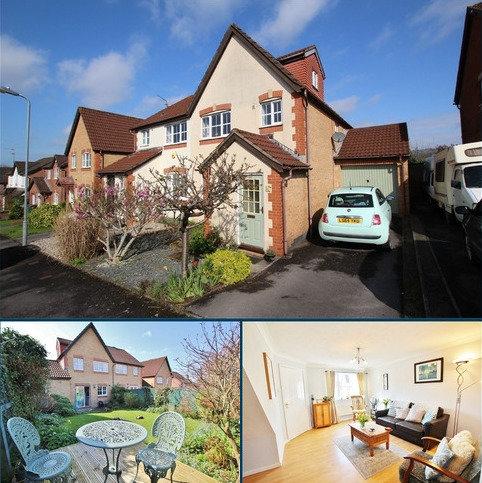 4 bedroom semi-detached house for sale - Nasturtium Way, Pontprennau, Cardiff
